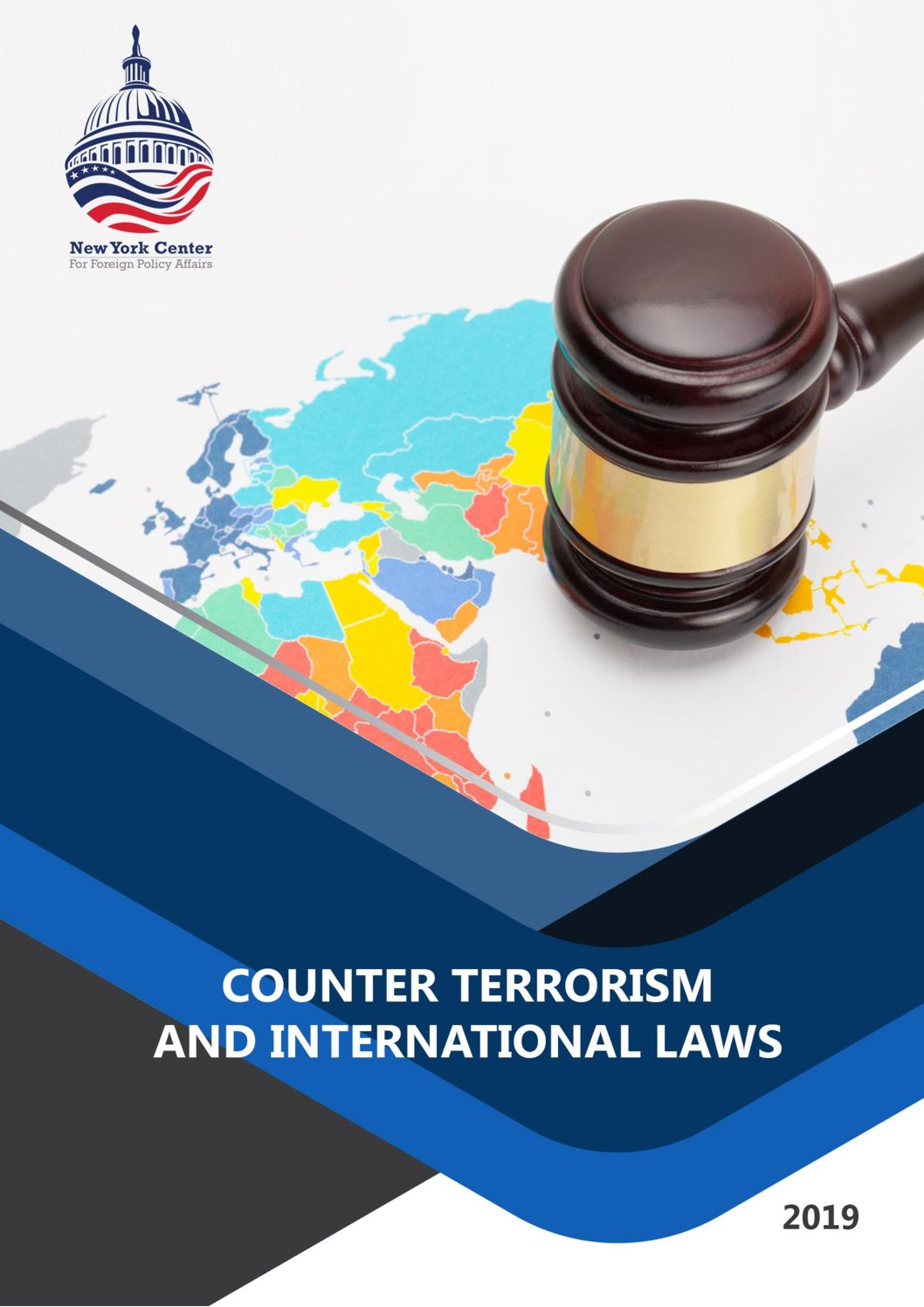 Counter Terrorism and International Laws