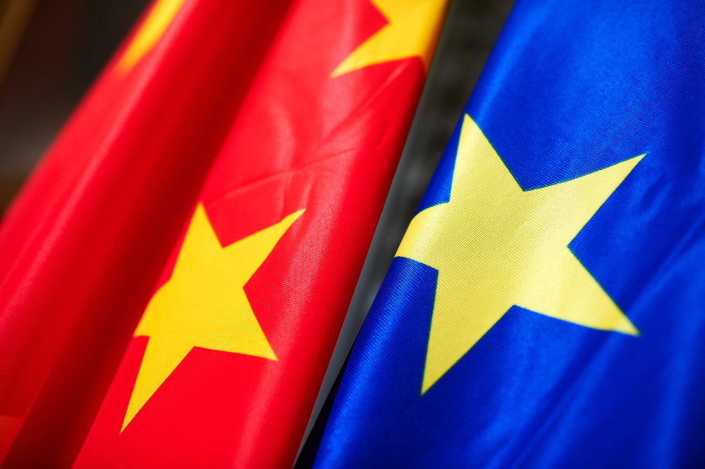 Transatlantic Strain, China's Foreign Policy Approach, China-EU Relations