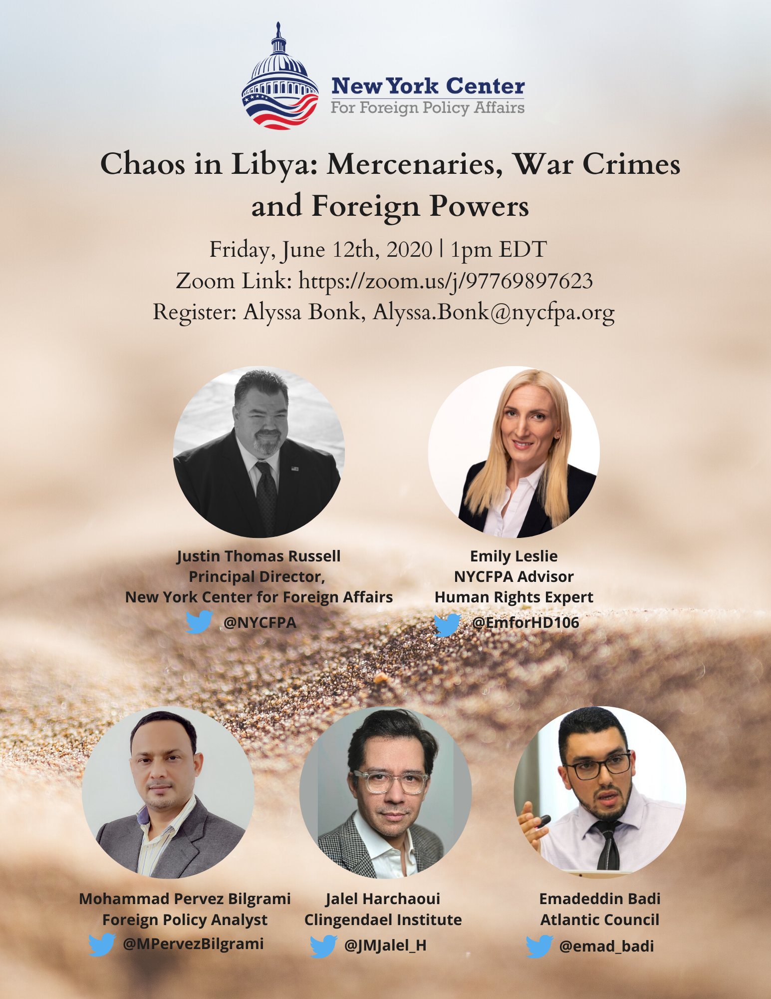 Chaos in Libya: Mercenaries, War Crimes and Foreign Powers