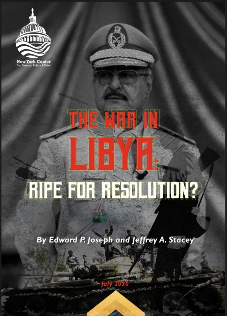 Read the NYCFPA Libya Report