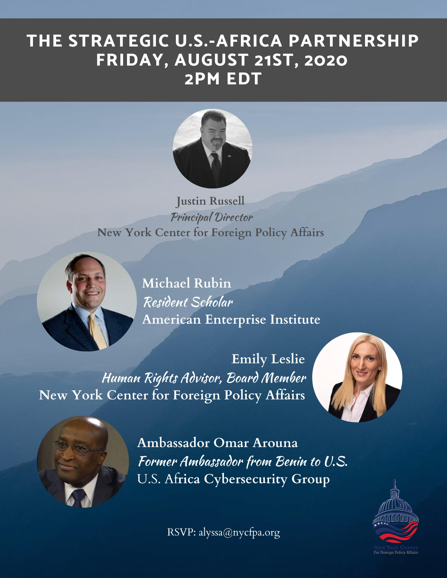Webinar Recap: The Strategic U.S.-Africa Partnership