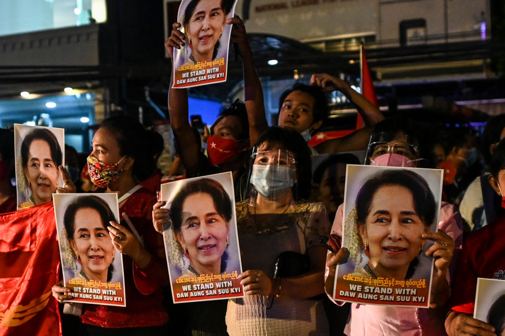 Webinar – Unrest in Burma: Can Two Coups Make a Right?