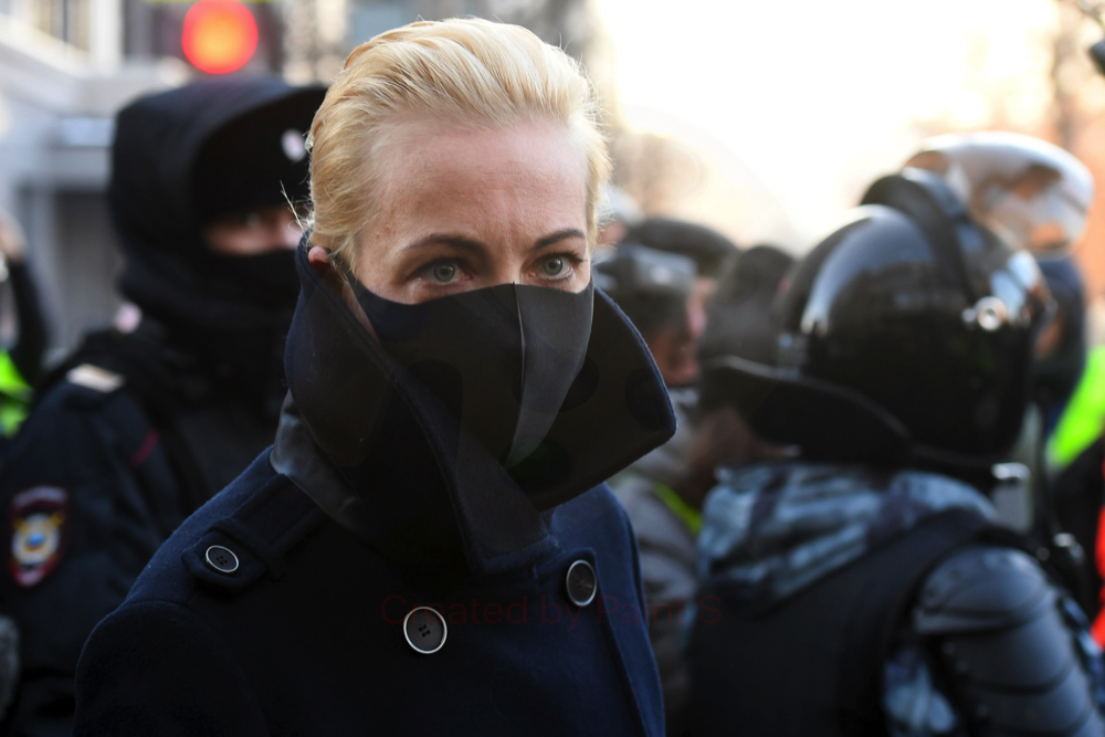 A Leader Against Her Will: Can Navalny's Wife Be the Face of the Russian Resistance?